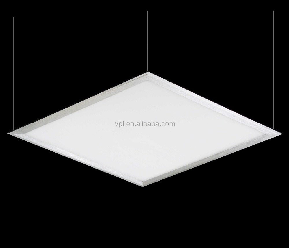 ip65 led panel light 60x60 ultra-thin led recessed ceiling panel light 5 years warranty