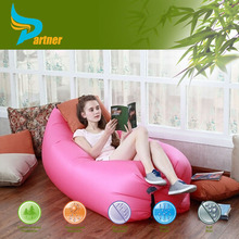 outdoor lazy inflatable air cushion sofa