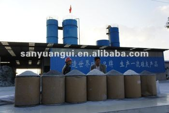 Silica fume /Microsilica for refractory application