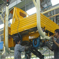 agricultural motor tricycle assembly line
