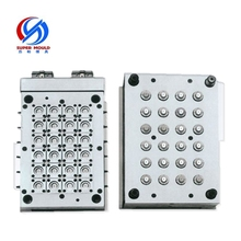 big promotional 16 cavity cap molding, cap moulds, new design cap and closure mould