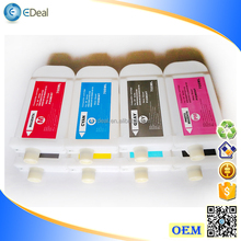 Replacement Ink Cartridge For Canon IPF815 IPF825 Empty Refillable Ink Cartridge