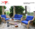 Garden Furniture Patio Outdoor Lounge Rattan Wicker Sofa Set with Coffee Table