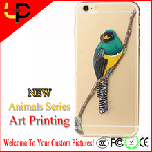 Vintage Animals printing custom cell phone cover case for nokia lumia 625