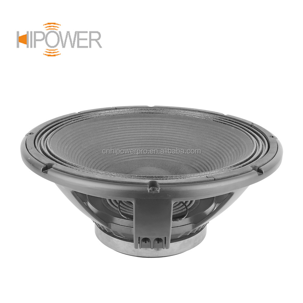 Good Price Professional Audio 18 Inch PA Speaker Subwoofer 650Watt, 8Ohm L18/8635