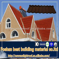High quality roof tile edging /roof tile paint /french roof tile