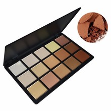 HOT Cosmetics Waterproof Face Makeup Compact Powder Illumination Highlighter pressed Powder