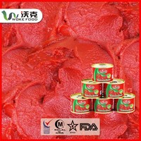 Rigorous tomato ketchup production and packing process, ensuring the highest quality of tomato ketchup