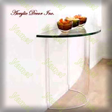 2015 new arrival acrylic coffee table
