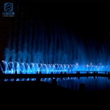 Customized large scale outdoor water music led laser fountain show projector
