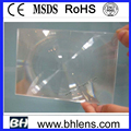 Led fresnel BHPA185-2 fresnel lens for solar concentrator