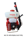 Agriculture power sprayer solo423 type WFB-70