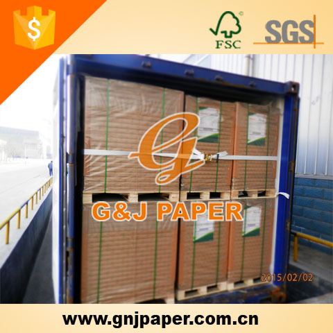 100% Virgin Wood Pulp Uncoated White Woodfree Offset Paper