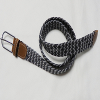 new fashion high quality fabric belts