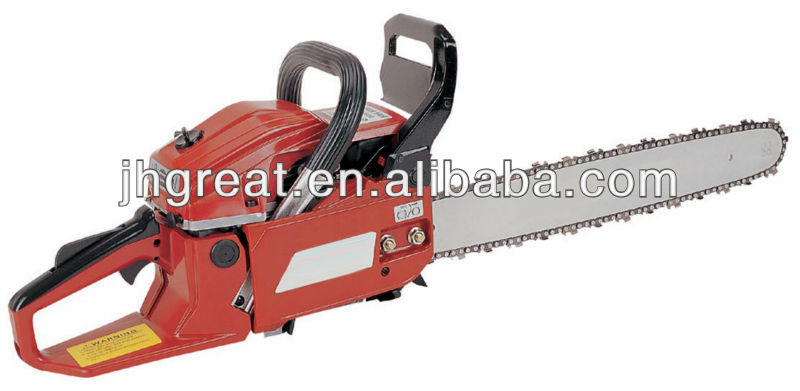 Supply Gasoline Chain Saw 52CC professional OEM/ODM service Supply 25CC/38CC/45CC/52CC/55CC/58CC/62CC saw chain oregon