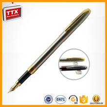 Top quality customized metal pen clip design