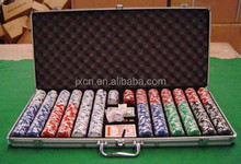 1000pc ABS plastic poker chip