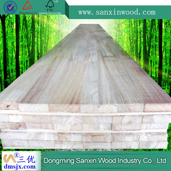 thickness 15mm paulownia wood lumber light weight