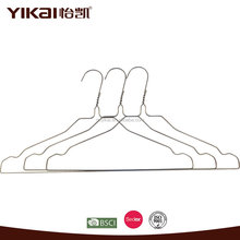 cheap price powder finishing dry cleaner clothes wire hanger