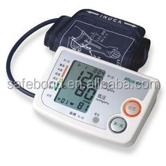Electric digital health care heart beat rate pulse mete /care for your blood pressure