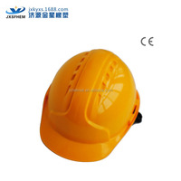 head protection helmet ABS industrial safety helmets with visor caps and hats in China