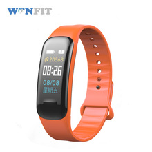 Wonfit The Latest OLED Screen IP67 Waterproof Smart Band watch for men