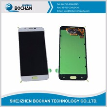 Original mobile phone spare parts for samsung galaxy A8 lcd,for galaxy a8 screen display