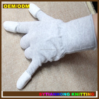2014 new working knitted gloves safety electric hand warmer gloves