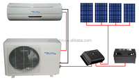Wall mounted 100% Solar Air Conditioner 12000btu (Seasonal Promotion) with 5 years warranty
