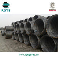 7mm low carbon steel wire rod sae1008