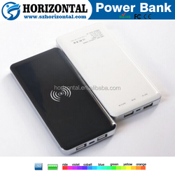 New products high quality 6000mah qi wireless power bank charger, cheap Wireless