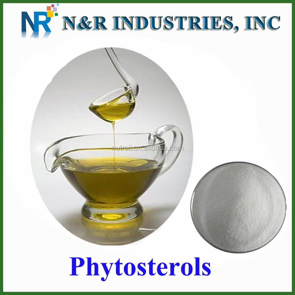 ISO Factory Bulk Powder soybean oil extract Phytosterol/ Powder Phytosterol 95%
