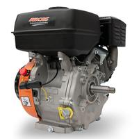 Honda 177 half reduction Loncin Mini excavator rc Boat with Gasoline Engine
