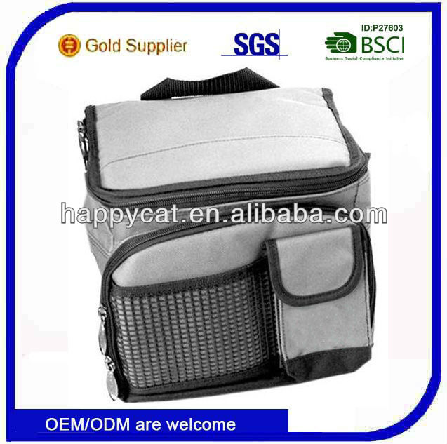 Fabric vaccine transportation cold box