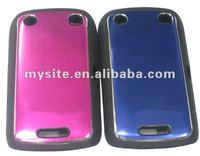 Cellular Phone Metal+TPU Combo Case Covers For BlackBerry 9360