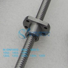 customized ball screw for M-ISNF1204