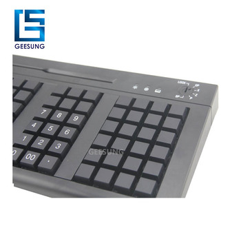 POS System accessories programmable keyboard for POS
