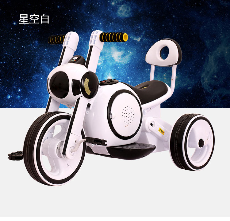 2018 Hot! lovely children electric motor car with light wheel