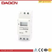 DAQCN programmable digital timer for school bell