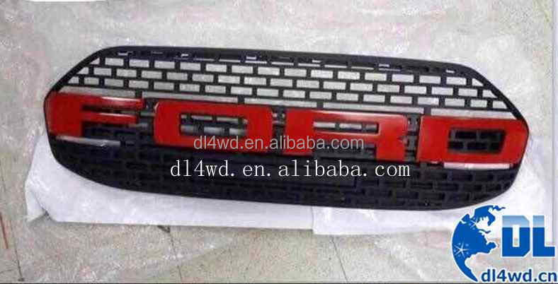 Car accessories for ford ecosport front grille