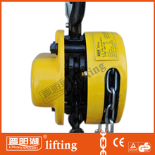 China supplier small chain hoist/small manual block