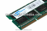 2014 best selling products 1333 2GB sodimm Arbeitsspeicher
