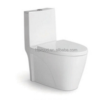 Popular chinese girl style sanitary ware toilet / go to wc
