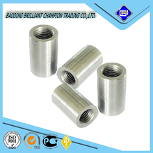 Building Material/Rebar Coupler/ Cheap aluminum rabar sleeve