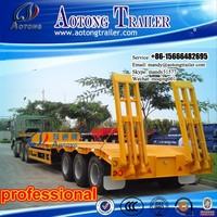 World Widely Used 3 Axles 60