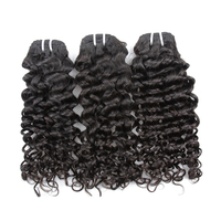 8A Grade Big Sale 3pc/lot New Arrival Jerry Curl Peruvian Hair Bundles