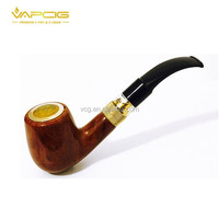 Elegant VAPCIG Unique Design pipe smoke tobacco for V1-V4 Styles with Beautiful Metal Stands