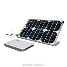 Solar Charger Power Bank Portable Solar System for Smart Phone Laptop mobile devices