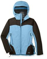 colorful womans winter warm windproof ski jacket