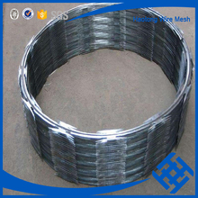 30 Years' factory supply High Quality Concertina Razor Barbed Wire